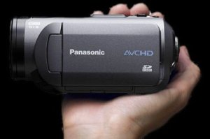 "Panasonic's ""Professional"" AG-HSC1U Camcorder"
