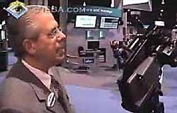 Steve Golub with HMC70