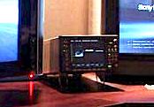 scope in 3D room