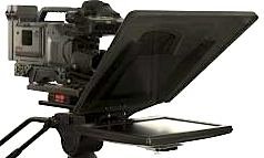 camera and prompter