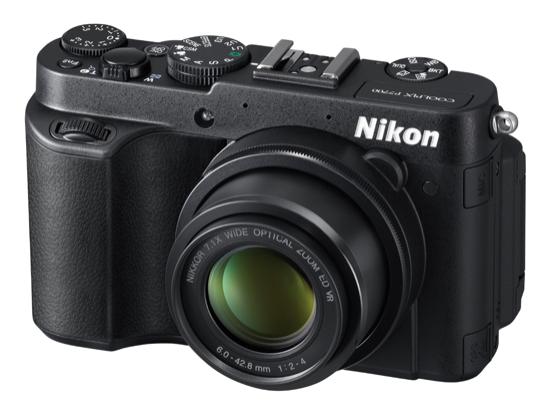The Nikon P7700.
