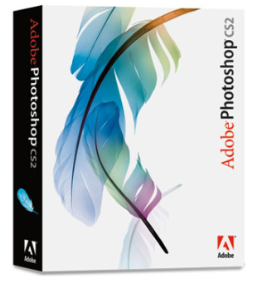 Adobe CS2 box